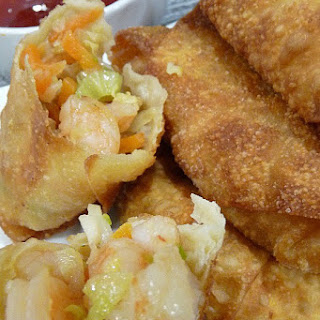 Egg Roll Wrappers Shrimp Recipes