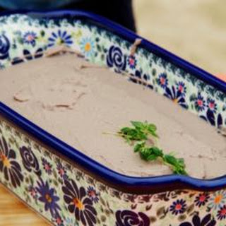 Chicken Liver Pâté With Allspice.