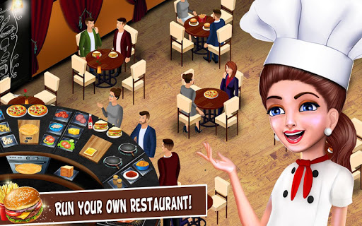 Super Chef Kitchen Story Restaurant Cooking Games  screenshots EasyGameCheats.pro 4