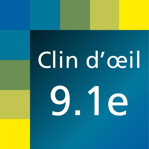 Clin d'oeil 9.1e