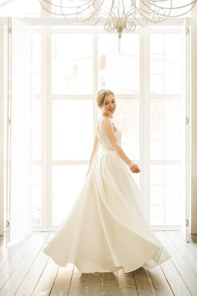 Wedding photographer Aleksandra Kharlamova (akharlamova). Photo of 02.10.2018