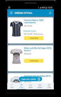Grêmio FBPA Oficial - náhled