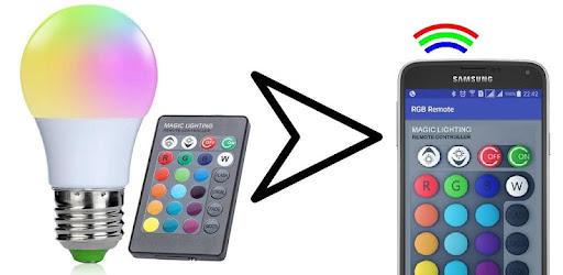 RGB Пульт – Applications sur Google Play