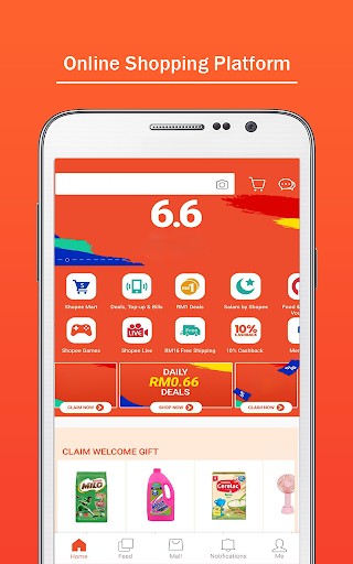 Free Guide for Shopee Online Shopping 1.0 screenshots 1