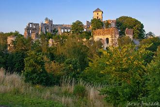 Photo: Zamek w Rudnie