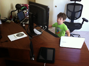 Photo: Clark Command and Control