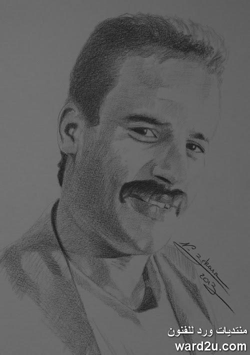 الفنان الجزائرى نورالدين زكارا Noureddine Zekara