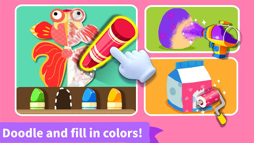 Baby Panda's Art Classroom 8.48.11.20 screenshots 2