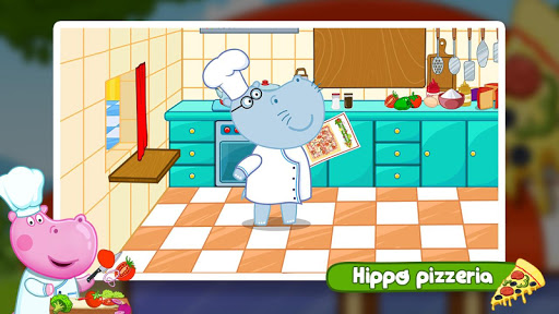 Pizza maker. Cooking for kids apkmr screenshots 8