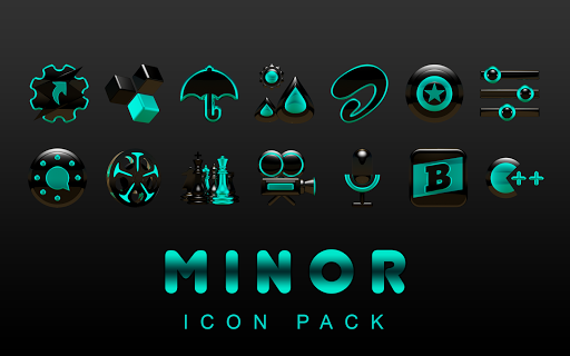 MINOR Icon Pack  screenshots 9