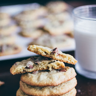 Chewy And Soft Chocolate Chip Cookies