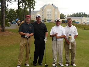 Photo: Sponsor: East Carolina Brace & Limb (Team members not in order) Tom Janyssek, Mike Truesdale, Wray Thomas, Buddy Wetherington