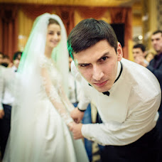 Wedding photographer Pavel Smolnykh (Smolnih). Photo of 02.12.2013