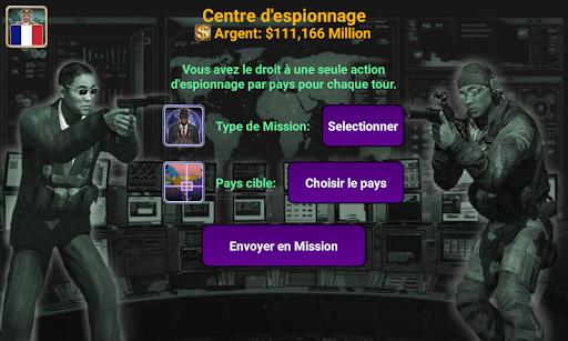 Télécharger Europe Empire 2027 APK MOD (Astuce) screenshots 4
