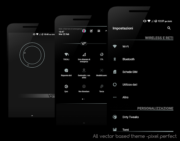 [Substratum] LoNe 4SuBs v6.2 [Patched]