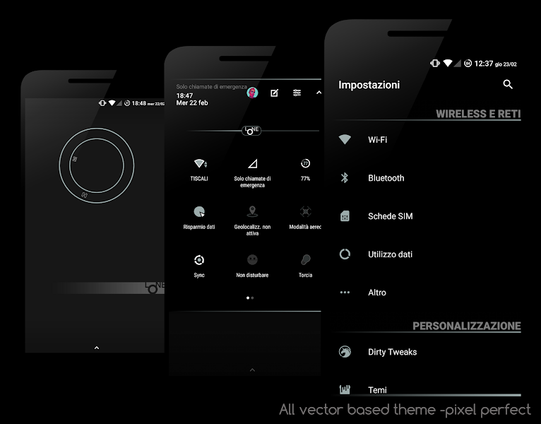 [Substratum] LoNe 4SuBs v6.3 [Patched]