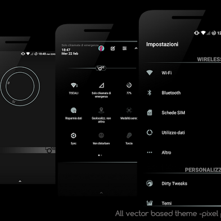 [Substratum] LoNe 4SuBs v6.0 [Patched]
