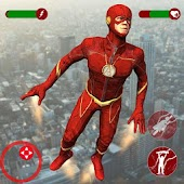 Super Speed Rescue Survival: Flying Hero Games Android APK Download Free By 3D Futuristic Games