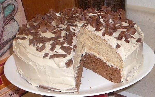 Cake - Cafe Mocha Latte' Recipe
