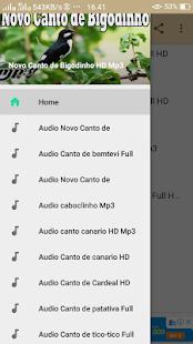 Novo Canto de Bigodinho HD Mp3 - náhled