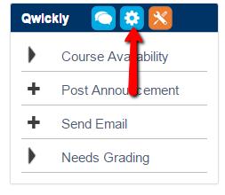 Qwickly Setup Button