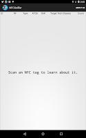 Screenshot of NFC Sniffer
