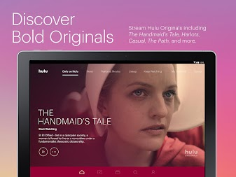 Hulu: Stream TV, Movies & more APK screenshot thumbnail 11