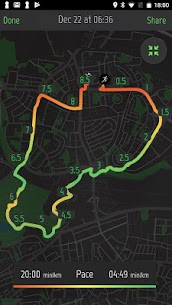 Running Distance Tracker + 4