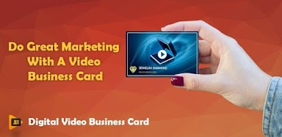 Video business card maker personal branding app android app on google play rating history and histogram reheart Gallery