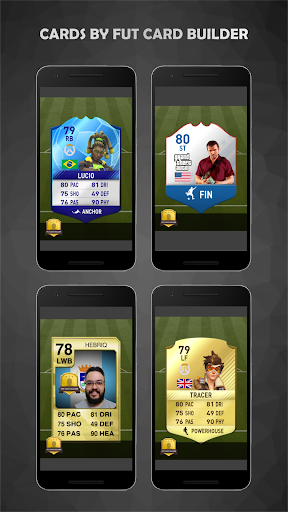 FUT Card Builder 18 3.8.3 screenshots 5