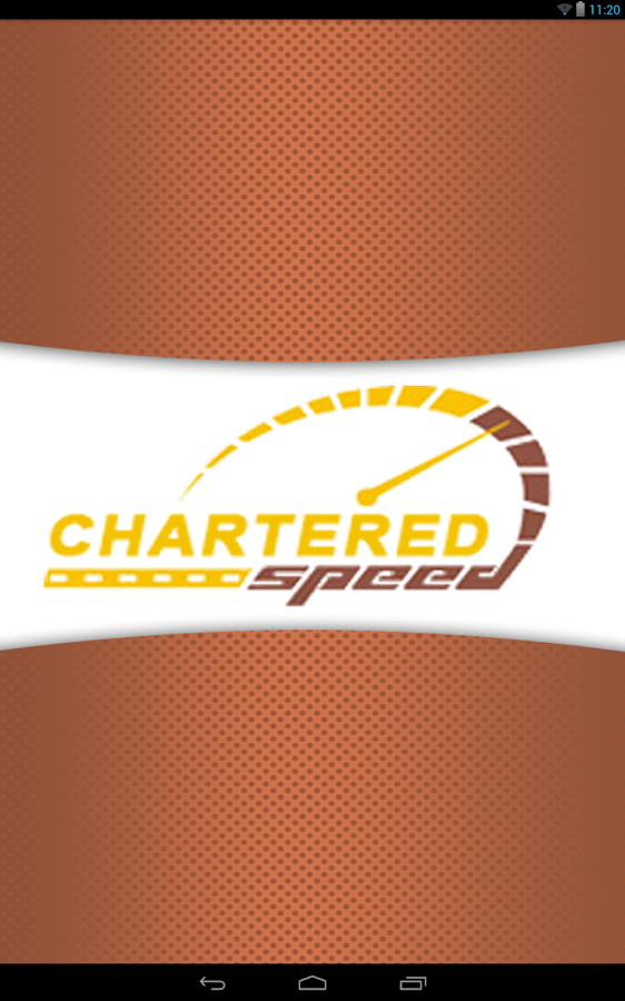 CharteredBus- screenshot