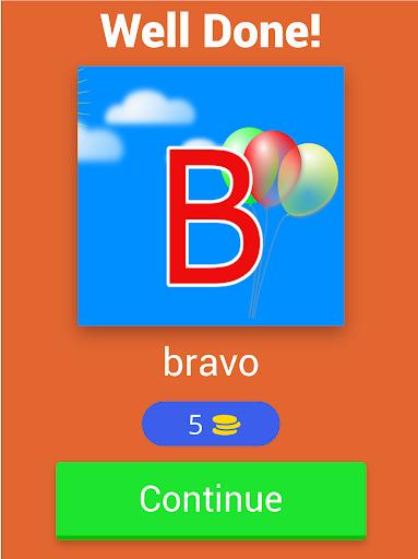 Phonetic Alphabet Quiz 7.2.3z screenshots 13