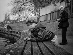 Photo: excursion with grandma