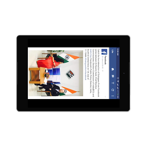 how to download facebook app on android