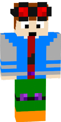 My re-uploaded skin from 2016.