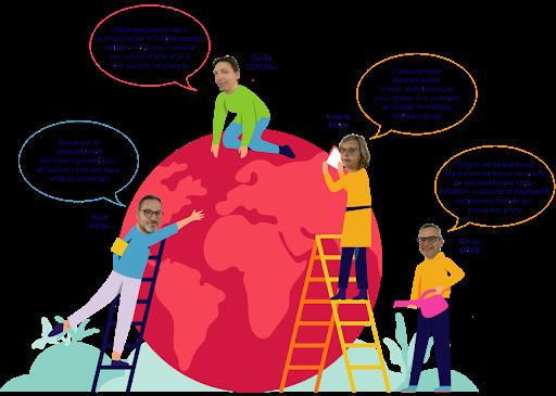 Raison d'etre societale - Why - Sens sociétal - Santé globale et lien social -  Réaliz le nouveau monde - Nantes - La Rochelle - Aix-Marseille