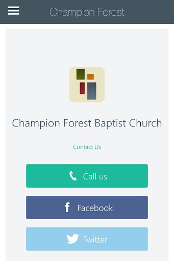 Champion Forest Baptist