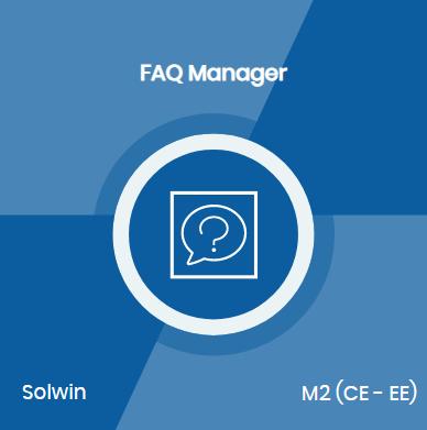 Magento 2 FAQ Manager extension