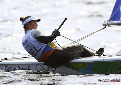 Evi Van Acker mag als tweede naar medaillerace in Miami