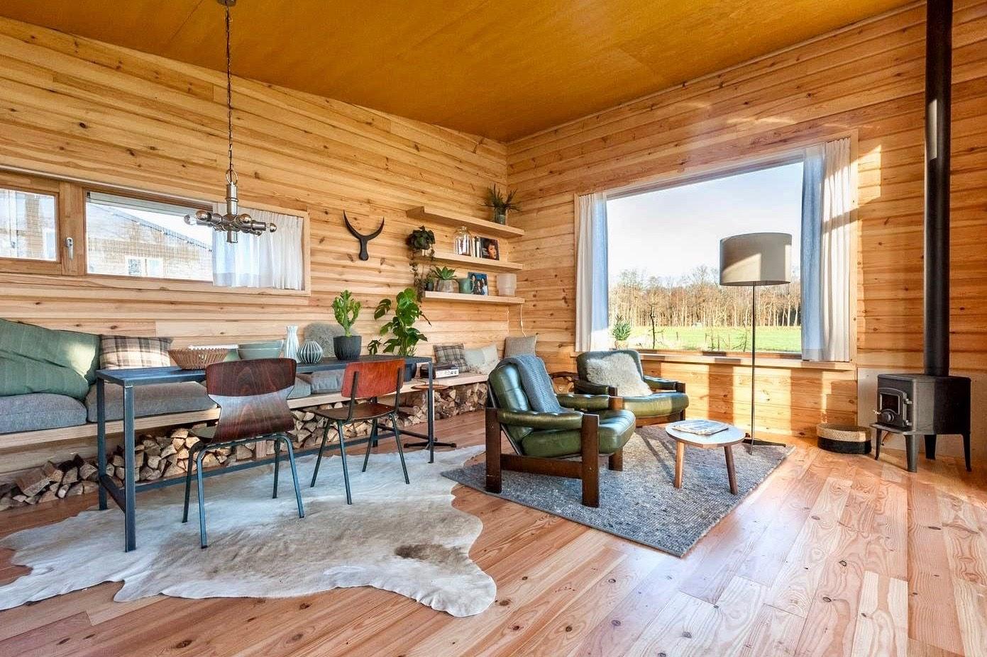 houten-huisje