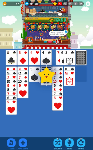 Solitaire Cooking Tower - Top Card Game 1.0.7 8