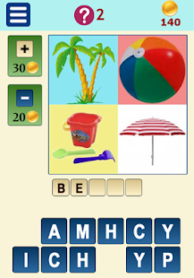 QUIZ 4 Pics 1 Word- screenshot thumbnail