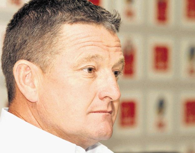 Bidvest Wits coach Gavin Hunt. Picture: SUNDAY TIMES