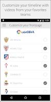 Screenshot of LaLiga TV – Official Football