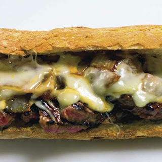 Pat LaFrieda's Filet Mignon Steak Sandwich
