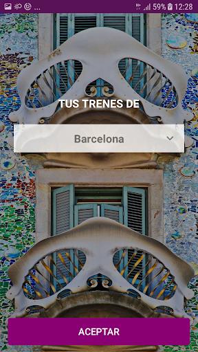Renfe Cercanias screenshot 1