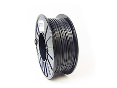 Black PRO Series Nylon Filament - 2.85mm (0.75kg)