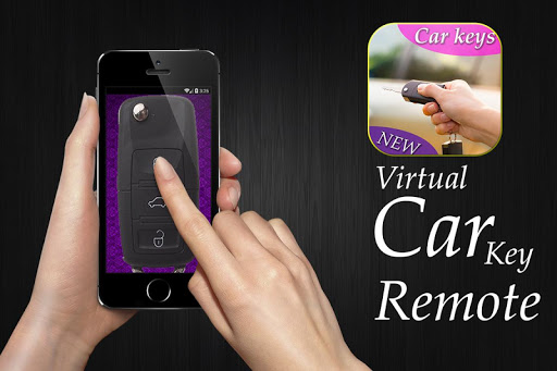 simulate Car Key Remote