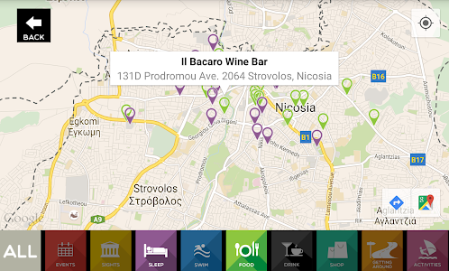 Nicosia Travel Guide, Cyprus screenshot 6