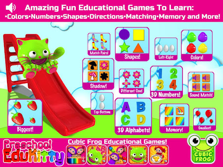 Preschool EduKitty Toddlers! 6.10 screenshot 313071